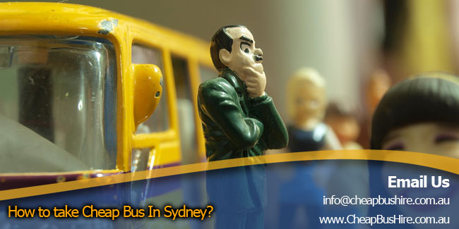 Cheap Bus in Sydney