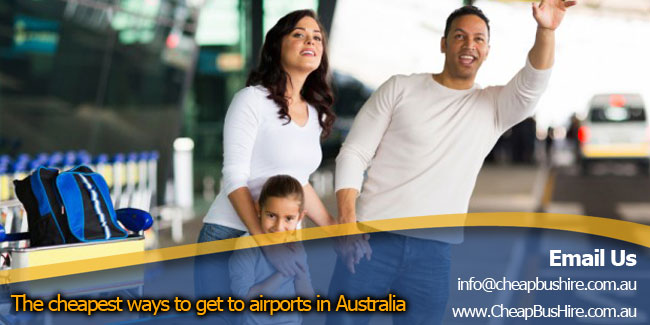 Airport Transfers in Sydney through Shuttle and Bus