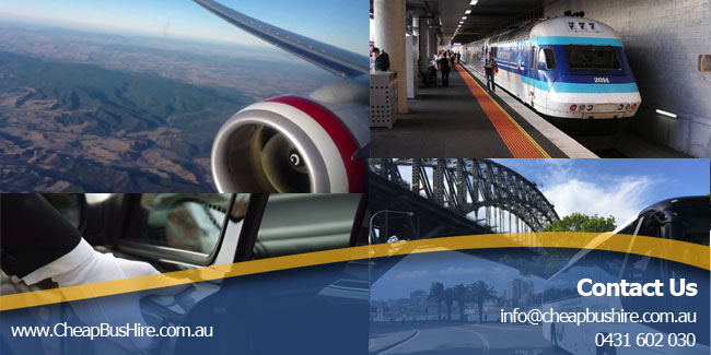 4 Ways To Travel from Sydney to Melbourne