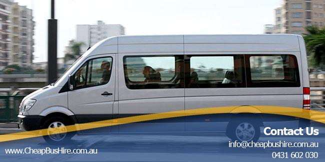 Hiring Minibus in Sydney