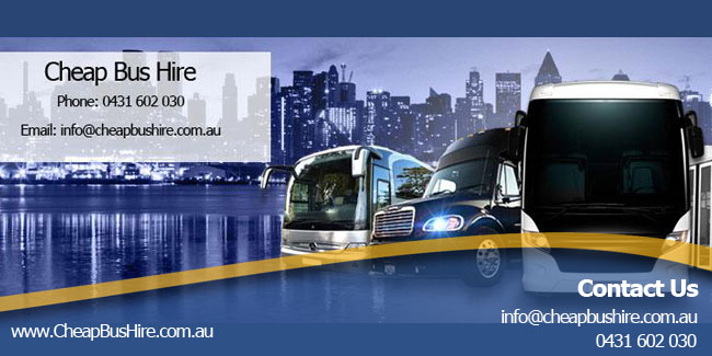 Sydney Buses Hire